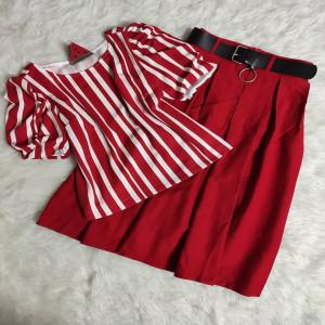 لباس جذاب قرمز